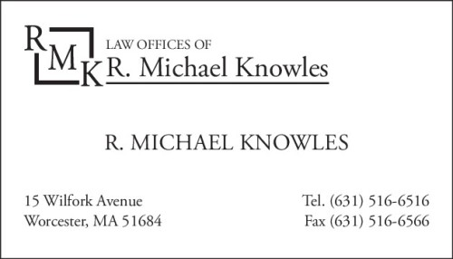 R. Michael Knowles