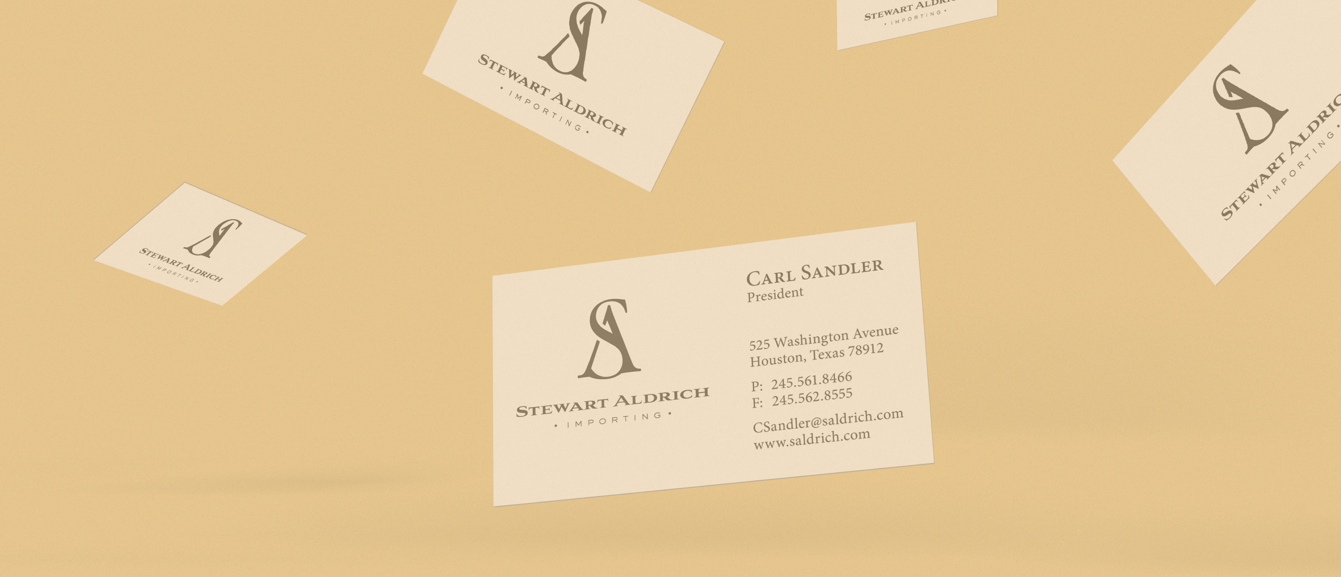 Design Biz Cards Slide